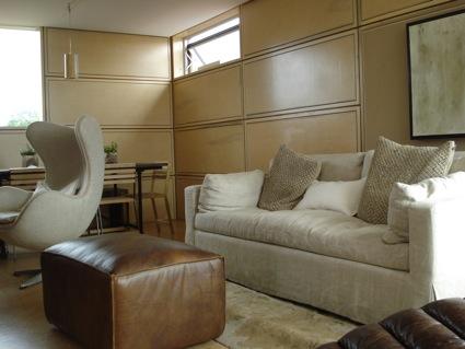 Livingroom panels