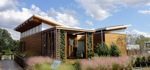 2011 solar decathlon home from maryland university