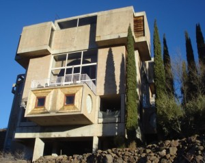 Arcosanti Cafeteria and Gift Shop