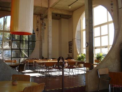 Passive Solar Cafeteria at ArcoSanti