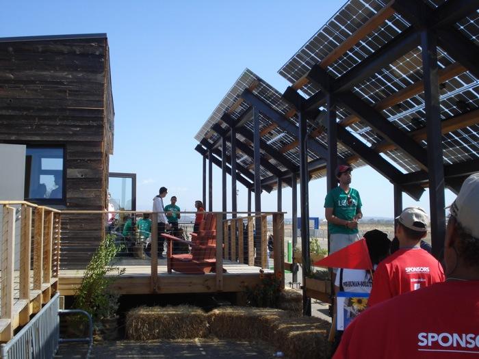 Solar Walkway