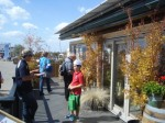 Front of the Solar Decathlon home from West Virginia